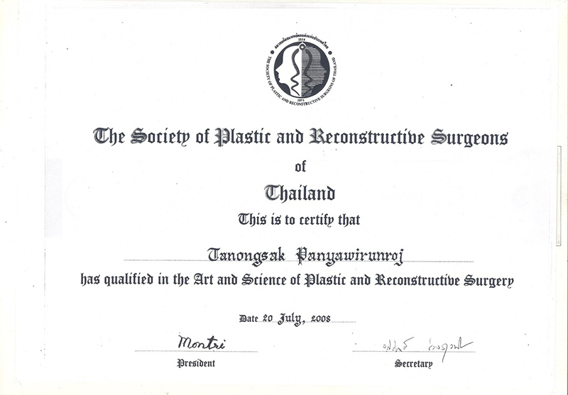 Plastic Surgery Thailand