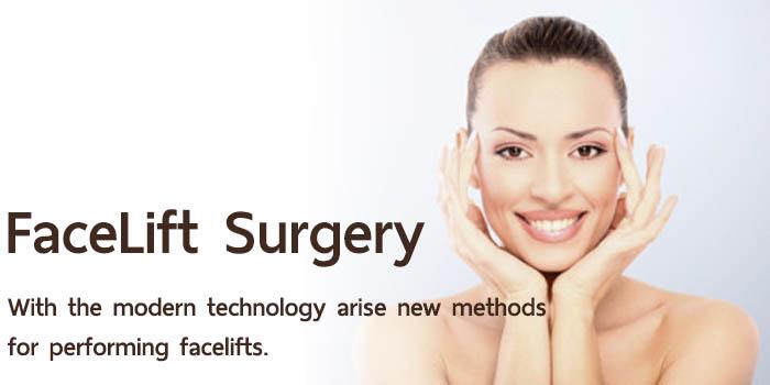 Facelift Techniques
