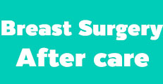 Breast Augmentation Surgery focus on after care